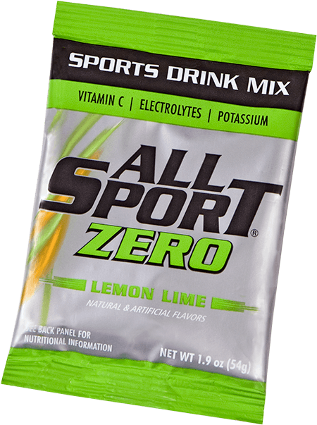 All Sport Zero – Drink Mix – Lemon Lime – 2.5 gal