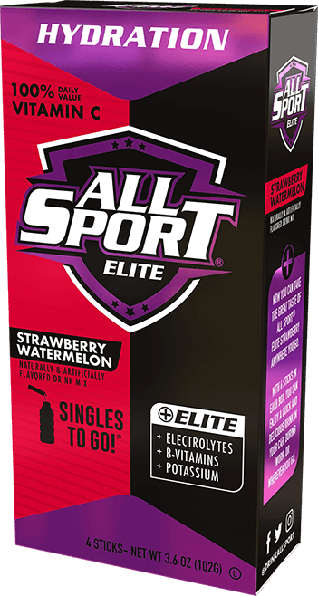 All Sport Elite – Drink Mix – Strawberry Watermelon
