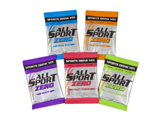 All Sport Zero – Drink Mix – Variety Pack – 2.5 gal